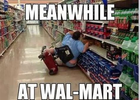 Walmart Memes - cruel meme victim who tipped scooter in walmart blasts