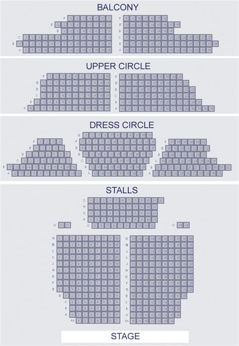 assigned seating theater nyc apollo theatre gt information seating plan gt currently