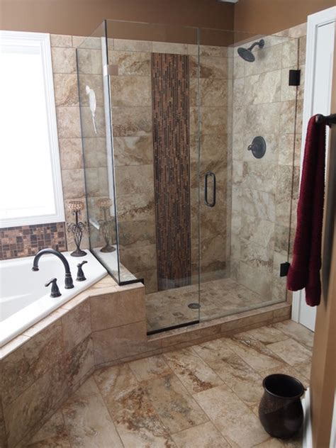 Bathroom Remodels/before and after Traditional Bathroom Indianapolis by Karla Shone Designs