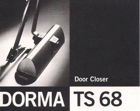 Dorma Door Closer Ts 68 united locksmith servicing centre door closer gt dorma