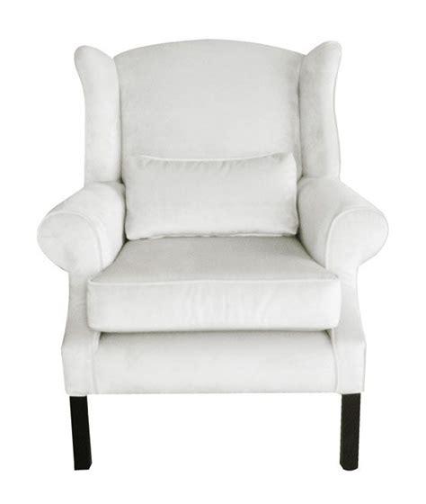 white wingback white wingback chair home decor i