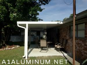 patio covers aluminum aluminum flat pan patio cover in baytown to meet windstorm