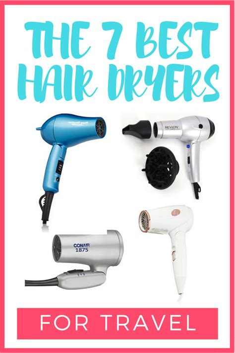 Best Quality Travel Hair Dryer best travel hair dryer 2018 reviews tips from packing pro