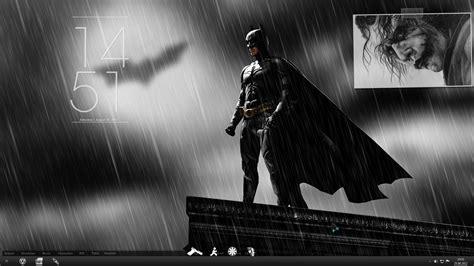 desktop themes batman batman desktop by gorbatshow on deviantart