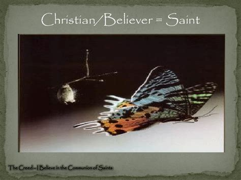 quot 2 corinthians 12 9 quot 3rd official video blog forever the creed i believe in the communion of saints