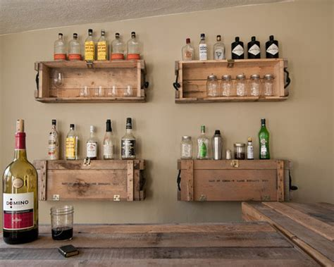 15 wooden crates in kitchen 18 ways to repurpose wood crates in your home
