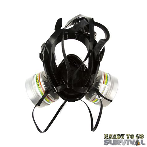 Masker Gas grade gas mask by mestel sge 400 3 gas mask