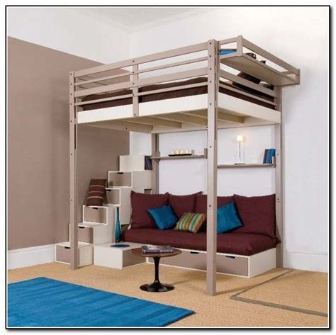 teen loft beds best 25 full bed loft ideas on pinterest teen loft beds