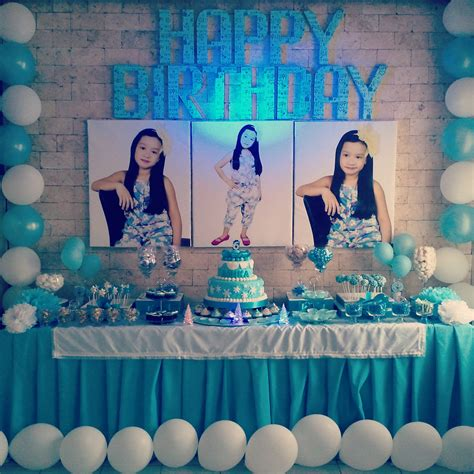frozen themed party kelso birthday party angela christi s online diary