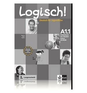 libro logisch neu kursbuch a1 logisch a1 1 libro de ejercicios vokabeltrainer cd rom espiral libros