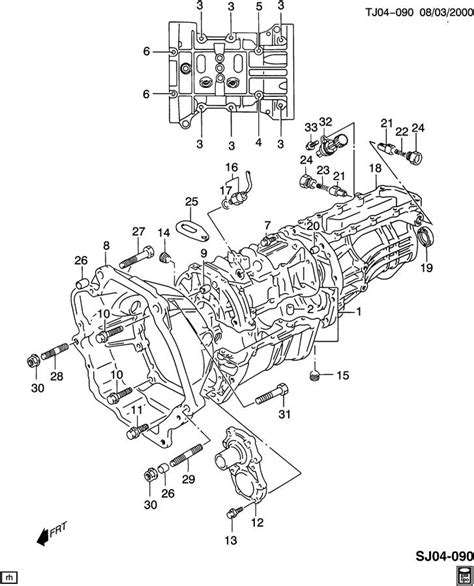 geo mv3 parts illustration manual transmission geo tracker manual trans diagram geo get free image