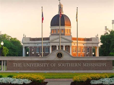 of southern mississippi 36 most affordable accredited msw programs in the south