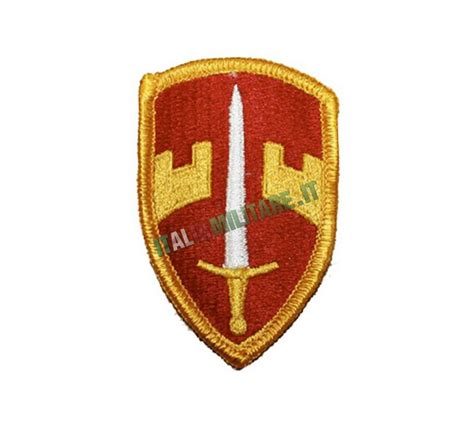 Patchwork Command - patch assistance command originale us army