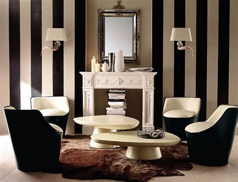 striped rooms decorating with stripes for a stylish room