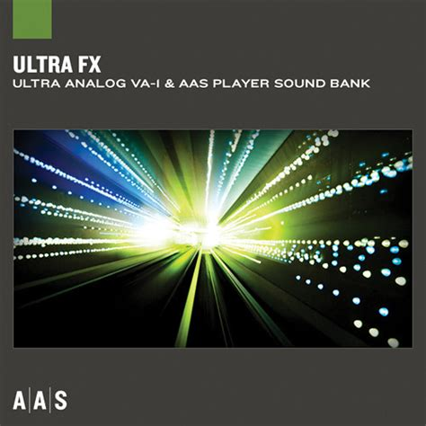 fx bank applied acoustics systems ultra fx sound bank and aas aa ulfx