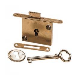 Mortise Cabinet Lock Full Mortise Chest Lock Rockler Woodworking And Hardware