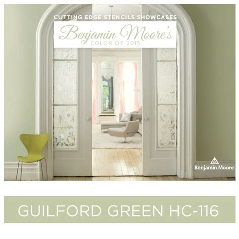 paint colors benjamin color of the year guilford green bedroom ideas home decor paint