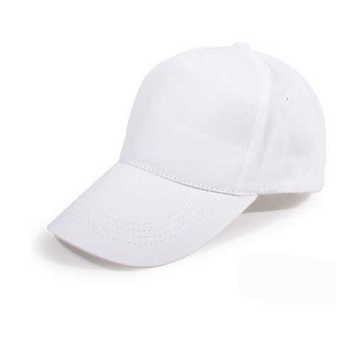 Topi Golf Baseball Bordir M Superblack Topi Baseball 1pcs fashion cap summer golf sport cap solid baseball cap white hat