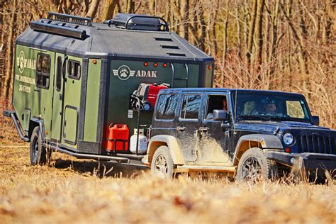simply rugged trailers the ultimate trailers petersen s