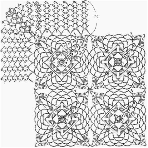 pattern crochet motif crochet patterns crochet pattern of tablecloth or