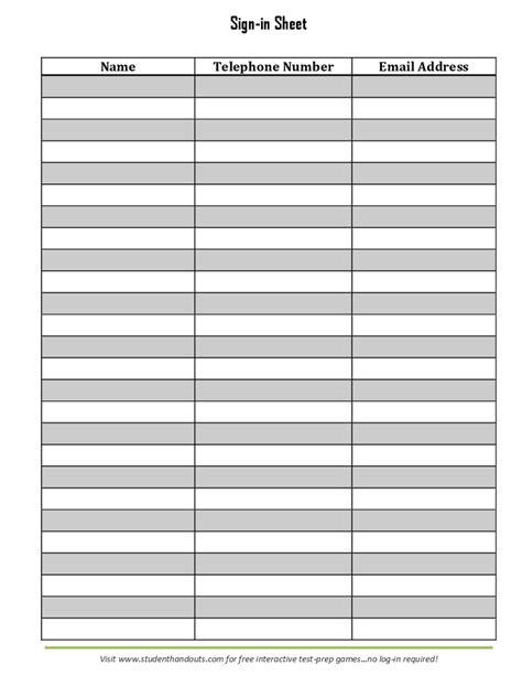 email sign up sheet template search results for sign sheet printable calendar 2015