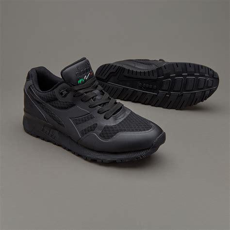 Sepatu Diadora N9000 sepatu sneakers diadora n9000 mm ii black