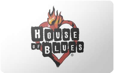 House Of Blues Gift Card - buy discount restaurant gift cards cardcash
