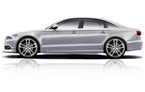 Audi Seite by Fahrwerke