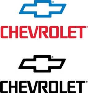 Chevrolet Logo Font Chevrolet Logo3 Free Vector In Adobe Illustrator Ai Ai