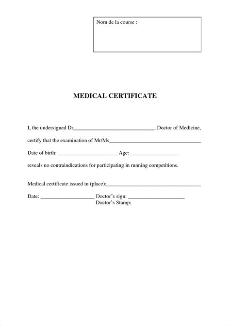 doctors note template free 11 doctors note template freeagenda template sle