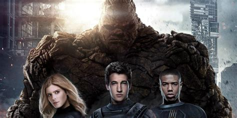 Fantastic Four Preview by Fantastic Four Trailer 2 Poster Doom Is Coming
