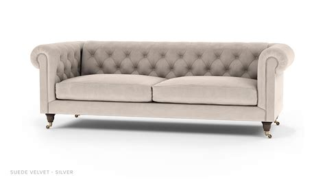 suede chesterfield sofa chesterfield sofa luxdeco