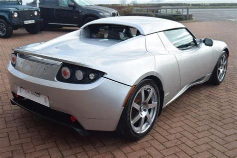 Tesla Roadster For Sale Usa Tesla Roadster For Sale In Pictures Evo