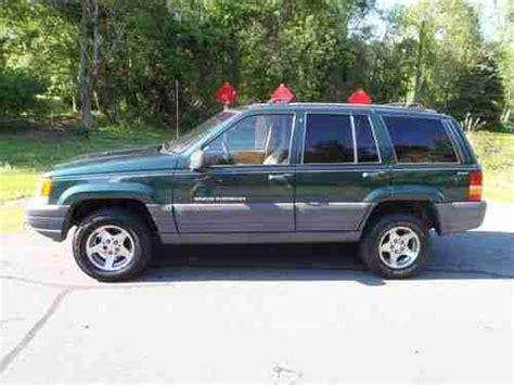 jeep grand warranty find used 1998 jeep grand laredo 4x4 inspecterd