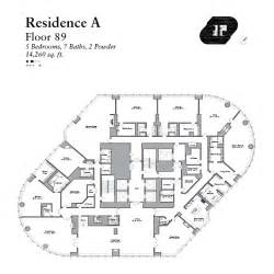 pent house floor plan condos for sale in chicago trump chicago penthouse condos