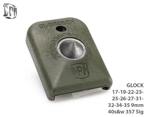 Fab Defense Magazine Pouch For 1911 45 10mm Single Stackps1911 glock user dpm mechanical recoil system