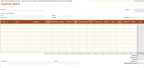 Ap Report Template Excel Step 6 Ap And Expense Reports Govcon Accountants