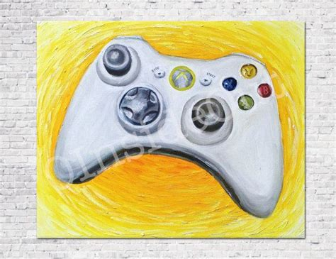 Painting Xbox Controller by 17 Best Images About Gamer Chic On Playstation