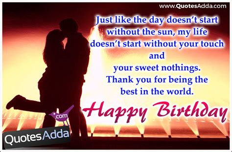 greetings for lover birthday wishes quotes and greetings for