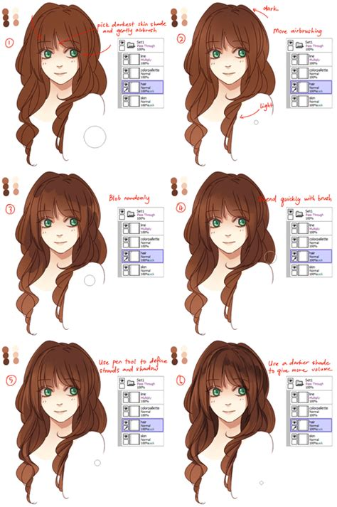 watercolor tutorial pixiv tips tutorial on shading coloring things pinterest