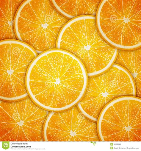 2d Home Design Free Download by Orange Fruit Slices Background Royalty Free Stock Photos
