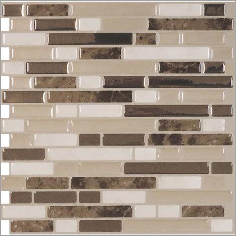 smart tiles bellagio keystone 10 06 in w x 10 00 in h peel and stick decorative mosaic wall smart tiles bellagio bello tile design ideas