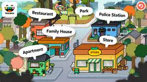 Flashcards Deluxe Toca Life Town Android Apps On Google Play