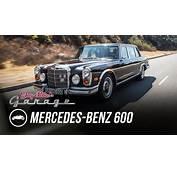 1972 Mercedes Benz 600 Kompressor  Jay Lenos Garage