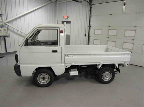 dump bed for sale 1991 suzuki carry w dump bed for sale classiccars com