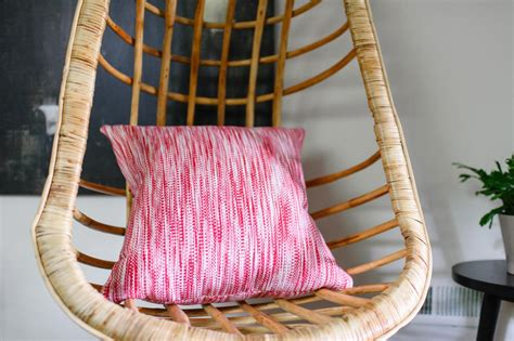 diy weave rug how to make a throw pillow from a flat weave rug diy