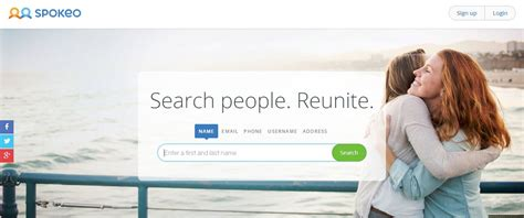 Spokeo Search White Pages Find Top 10 Popular Search Engines For Social Networks