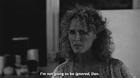 When Obsessive Turns To Fatal Attraction by 1001 Fatal Attraction 1987