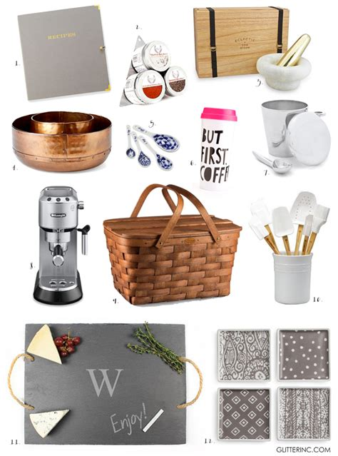 best gifts for cooks gift guide the foodie glitter inc glitter inc