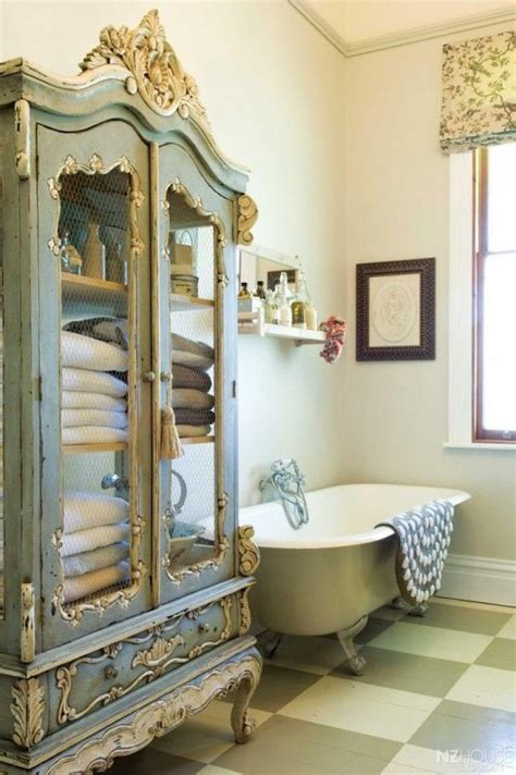 Rustic Bathroom Ideas For Small Bathrooms 18 shabby chic bathroom ideas suitable for any home